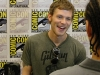 joseph morgan at comic-con