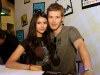 joseph morgan with nina dobrev