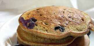 blueberry-buckwheat-pancakes