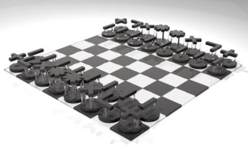 15 Brilliantly Designed Chess Board Sets