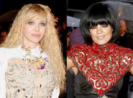 Lily Allen vs. Courtney Love