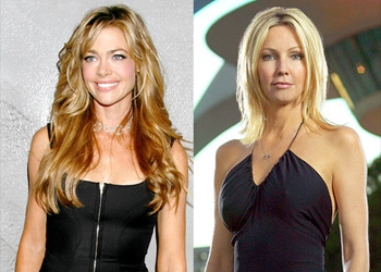 Heather Locklear vs. Denise Richards