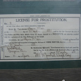 Prostitution certificate