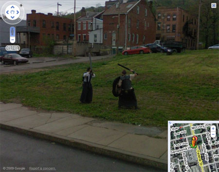 google-map-battle