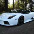 Lamborghini luxury hire car