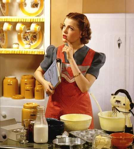 The Classic Housewife