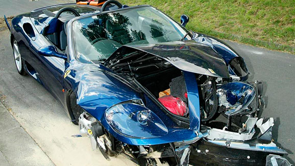 Celebrities who were involved in deadly car accidents