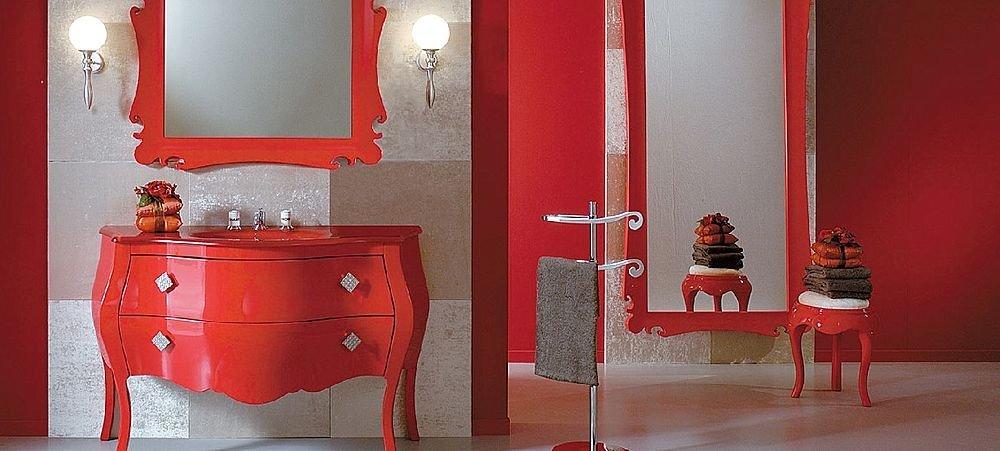 Red-Fashion-Classic-Bathroom