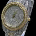 Blinged watch