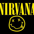 My first favorite band: Nirvana.