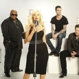 The Coaches: Cee Lo Green, Christina Aguilera, Adam Levine, Blake Shelton