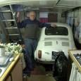 Steve Klein's Fiat 500