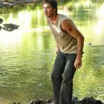 Ian as Boone on ABC's Lost.
