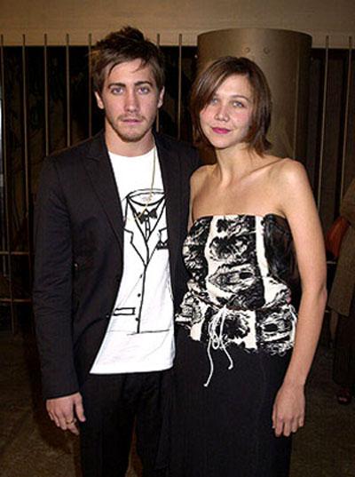 Maggie And Jake Gyllenhaal Donnie Darko Jake And Maggie Gyllenhaal