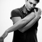 Black and white Jensen.