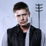 Even scowling, Jensen is sexy.