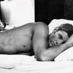 In bed with Jensen (click for full image)