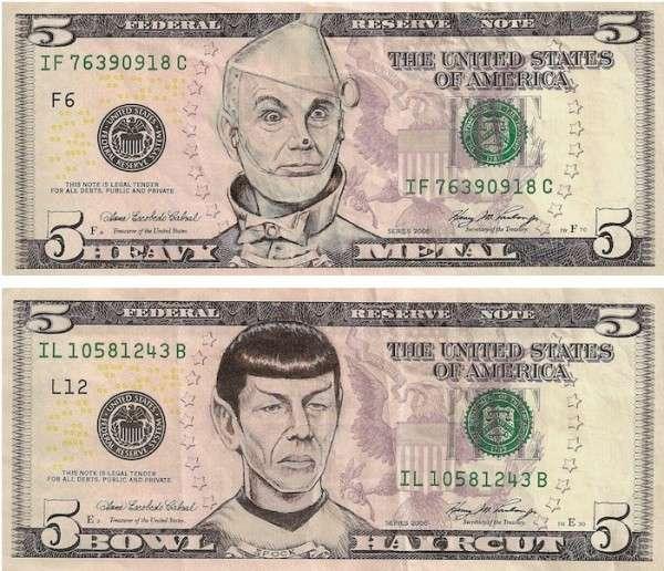 Tin Man and Spock