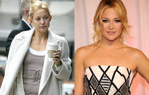 Celebrities Without Makeup: Who Needs It and Who Doesn't?