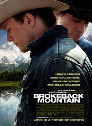 Brokeback Mountain, 2005 (source: IMDB.com)