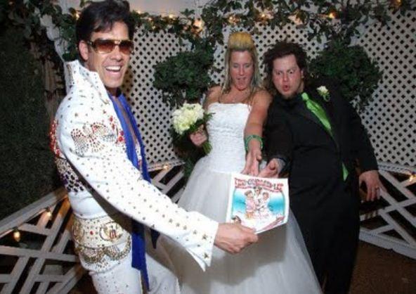 Tacky vegas weddings for Las vegas wedding online