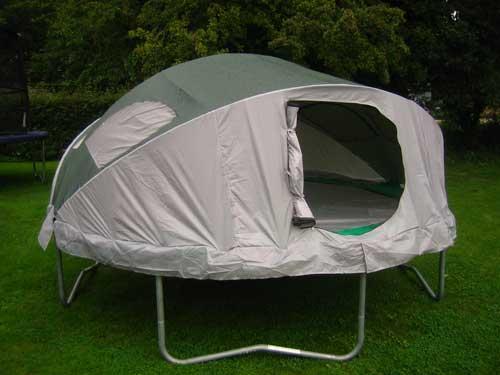 Bouncy Tent & Pimped Festival Tents