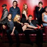 The Cast of HBO's True Blood (source: Ben Watts/Entertainment Weekly)