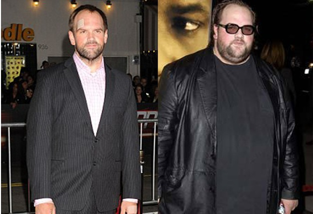 Actors that used to be Fat.