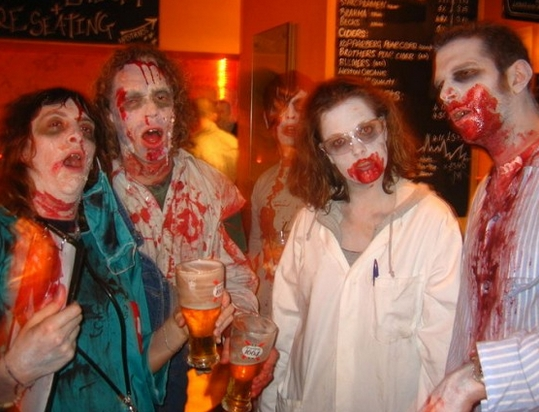 10 Unique Halloween Party Theme Ideas