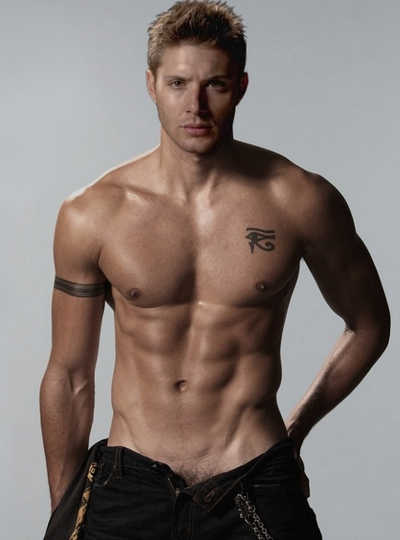 Are jensen ackles sexy healthy!