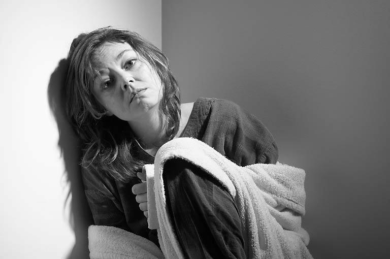 Психическое расстройство от недостатка сексуальной жизни
