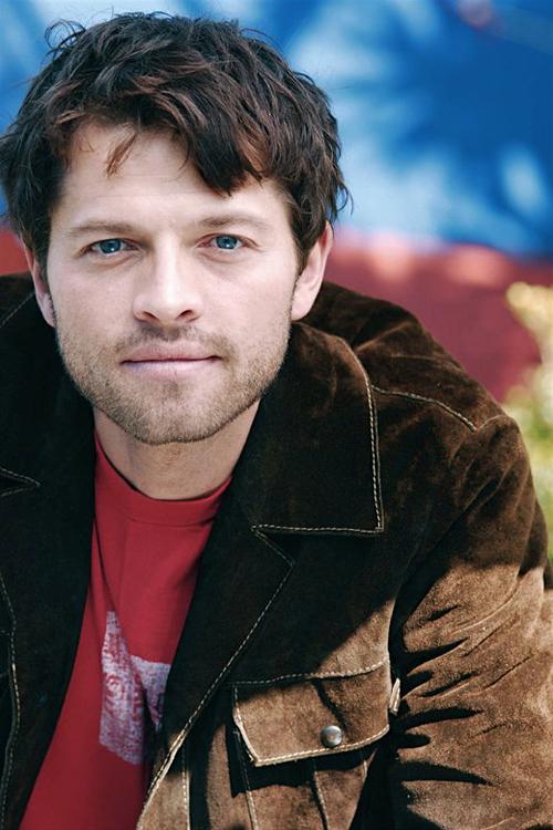 Man Candy Monday: Misha Collins (source: misha-collins.net)