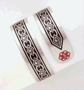 Titanium Medical Bracelets - Stainless Steel Medical Bracelets for