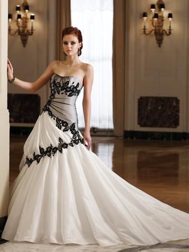 Non traditional wedding dresses dress ideas for the non for Affordable non traditional wedding dresses