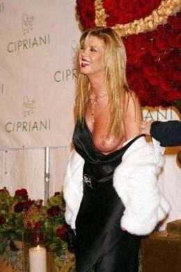 TARAREID NIP222222223 260x389 Top 40 flagras de peitinhos de famosas conhecidas no mundo