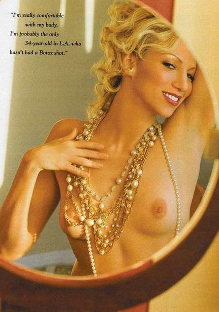 Debbie gibson nude playboy