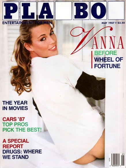 High white society vanna nude magazine