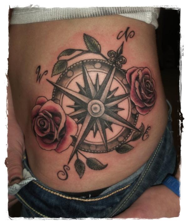 Compass-Rose-Tattoos1
