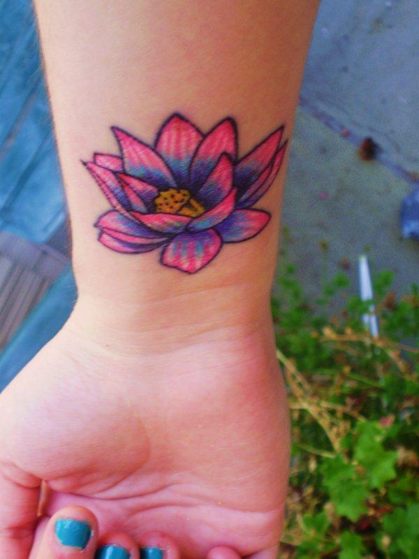 flower-tattoos-lotus