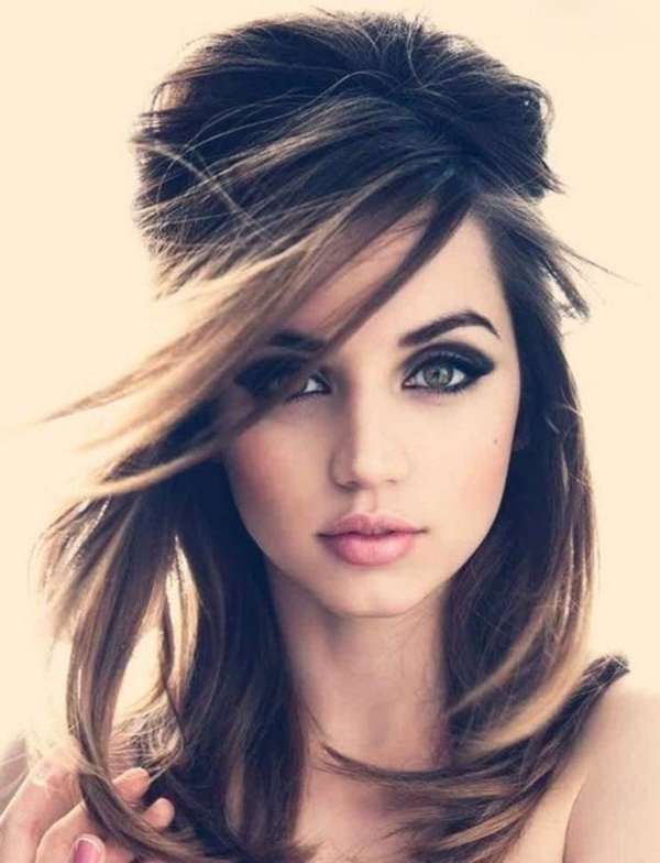 Admirable 27 Lovely Hairstyles For Girls For Party Heleenvanoord Com Hairstyle Inspiration Daily Dogsangcom