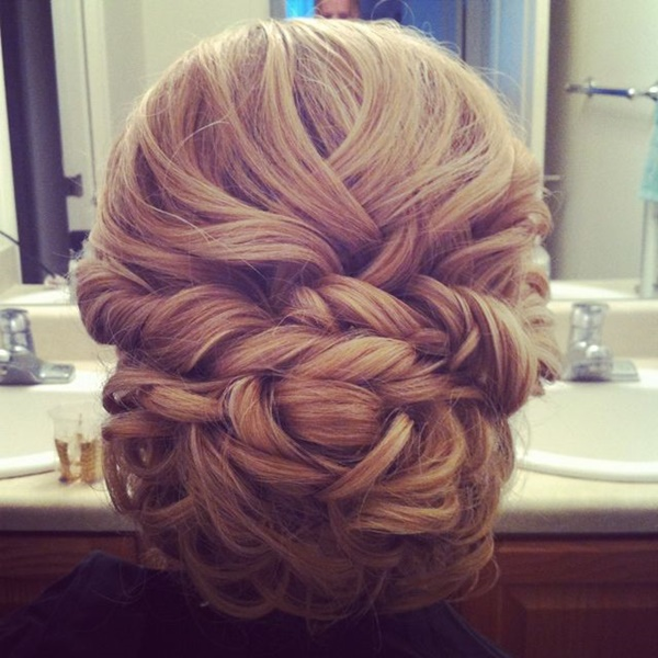 Hairstyle For Wedding Reception Party: 100 Attractive Party Hairstyles For Girls