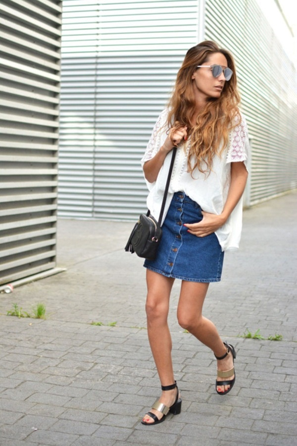 denim skirt outfits (78)