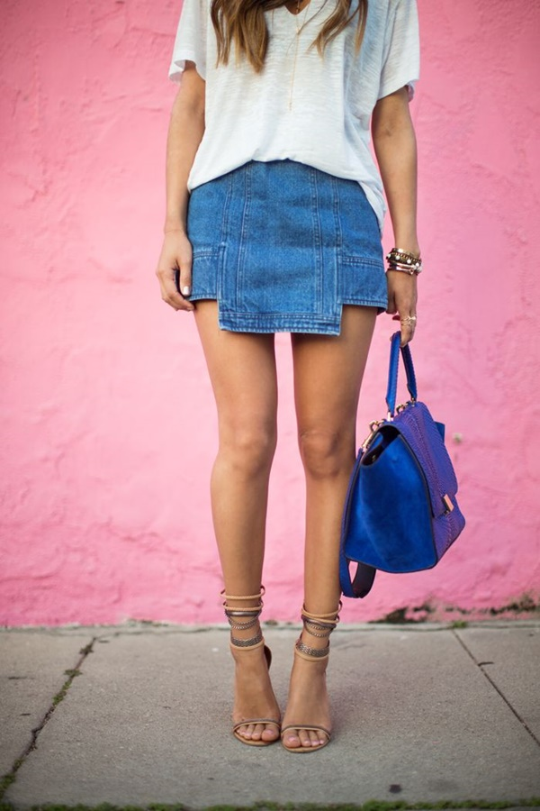 denim skirt outfits (9)