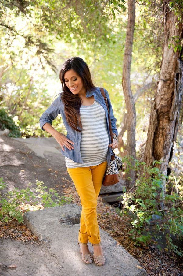 Pregnancy Fashion: Tips for Balancing Style and Comfort