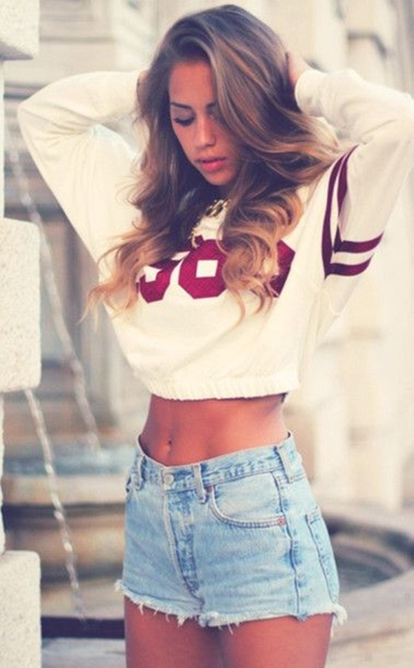 crop top outfits for girls (40)
