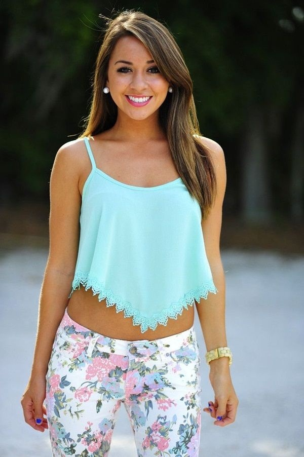 crop top outfits for girls (45)