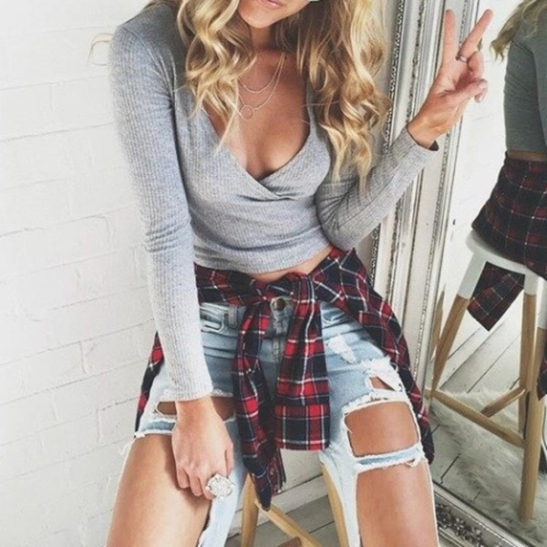 crop top outfits for girls (87)
