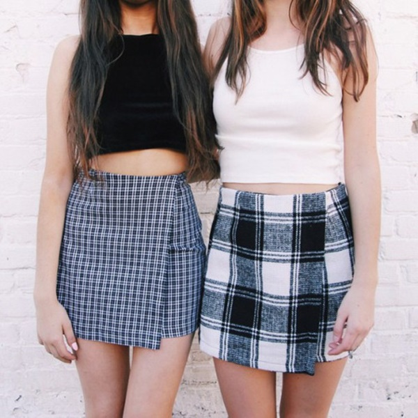 crop top outfits for girls (90)