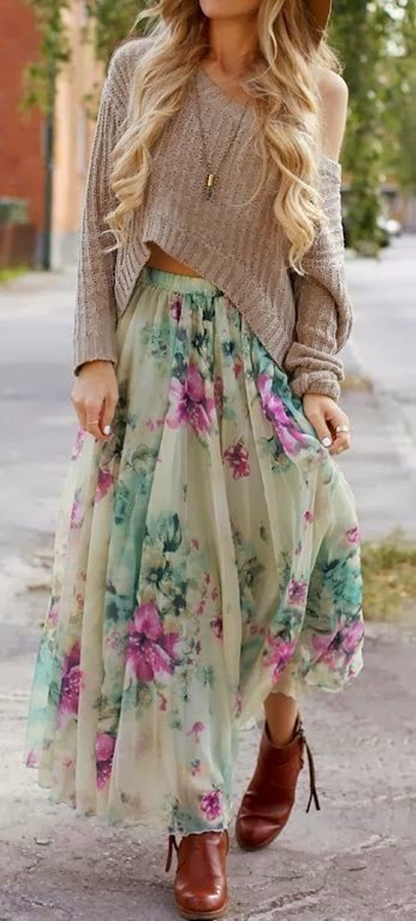 maxi skirt outfit (18)