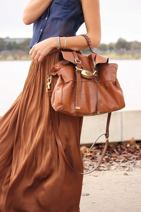 maxi skirt outfit (70)